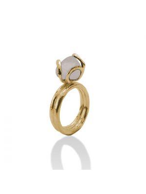 Zilveren ONNO ring | R0158RAUG | thumbnail image