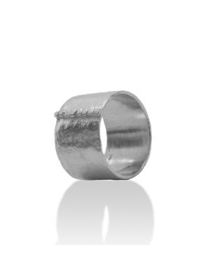 Zilveren ONNO ring | R0280RH | thumbnail image