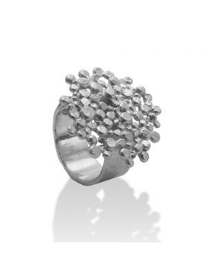 Zilveren ONNO ring | R0303 | thumbnail image