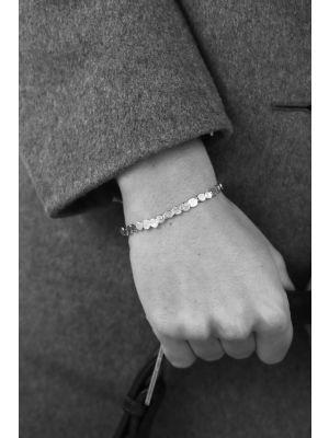 18 Kt vergulde zilveren ONNO armband | A0027PL | thumbnail image
