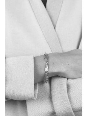 Zilveren ONNO armband | A0128RH | thumbnail image