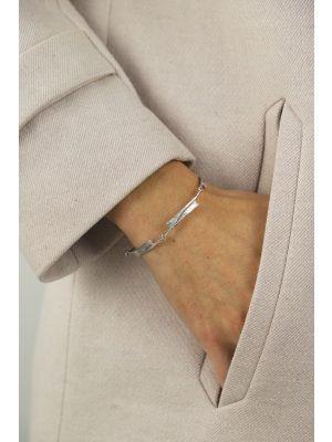 Zilveren ONNO armband | A0192RH | thumbnail image