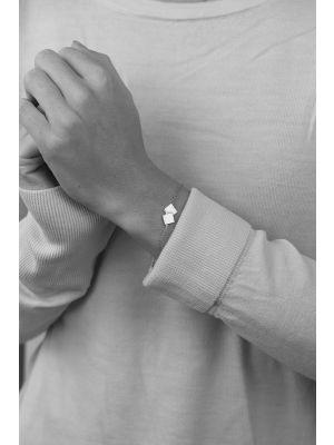 Zilveren ONNO armband | A0216RH | thumbnail image