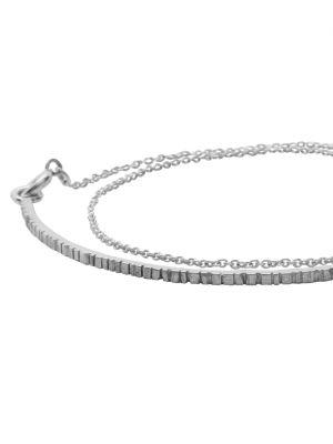 Zilveren ONNO armband met rhodium  | A0227RH | small image