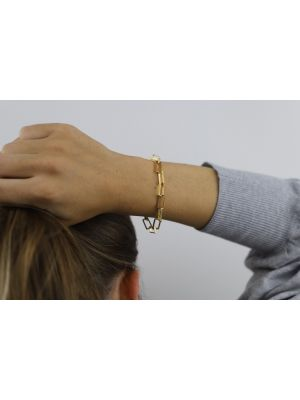18 Kt gouden ONNO armband  | A0229AUG | small image