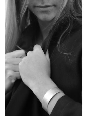 Zilveren ONNO armband met rhodium  | A0231RH | small image