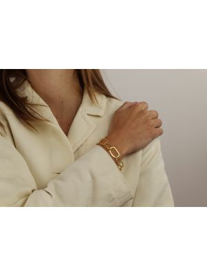18 Kt gouden ONNO armband    A0235AUG   small image