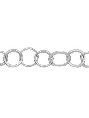 Zilveren ONNO armband met rhodium  | A0236RH | small image