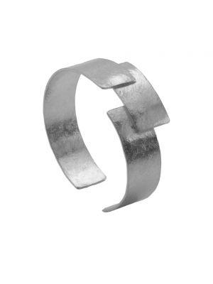 Zilveren ONNO armband met rhodium  | A0237RH | small image