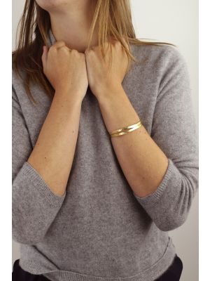 18 Kt gouden ONNO armband | A0238AUG | small image