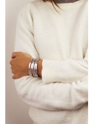Zilveren ONNO armband | A0239 | small image