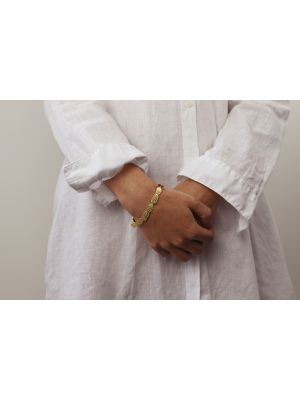 18 Kt gouden ONNO armband    A0240AUG   small image