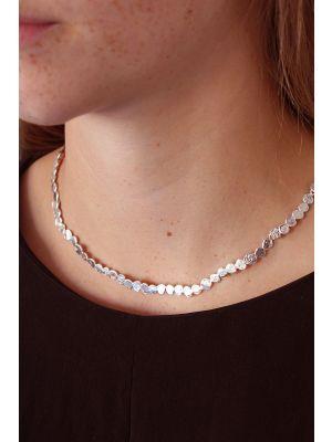 Zilveren ONNO ketting | K0015 | thumbnail image