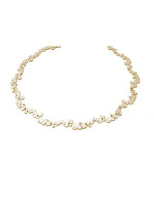 18 Kt vergulde zilveren ONNO ketting | K0055PL | thumbnail image