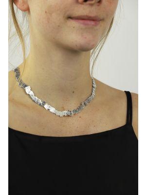 Zilveren ONNO ketting | K0063 | thumbnail image