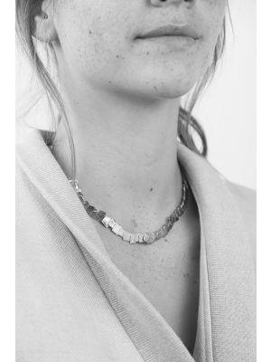 Zilveren ONNO ketting | K0063RH | thumbnail image