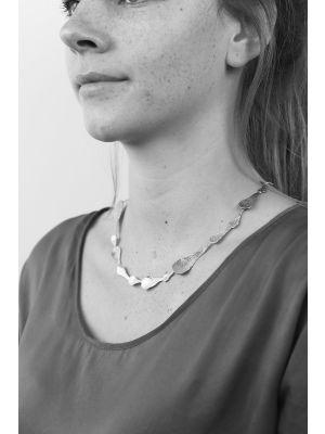 Zilveren ONNO ketting | K0175RH | thumbnail image