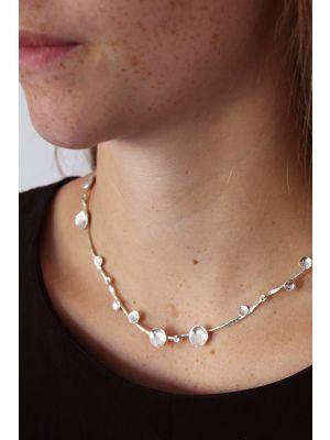 Zilveren ONNO ketting | K0192 | thumbnail image