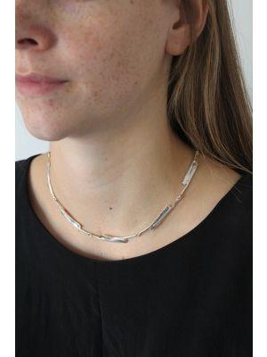 Zilveren ONNO ketting | K0252RH | thumbnail image