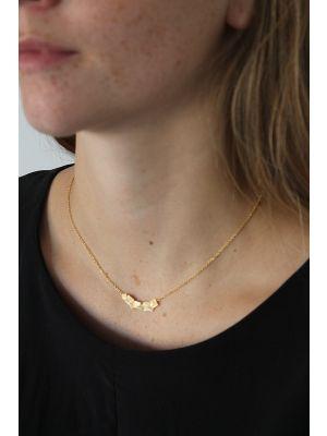 18 Kt gouden ONNO ketting | K0282AUG | thumbnail image