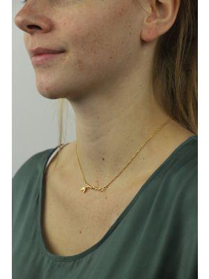 18 Kt gouden ONNO ketting | K0292AUG | thumbnail image