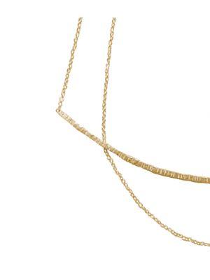18 Kt vergulde zilveren ONNO ketting | K0302PL | small image