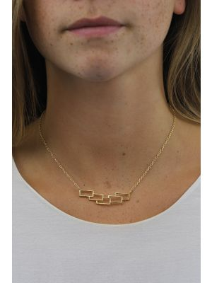 18 Kt gouden ONNO ketting  | K0306AUG | small image