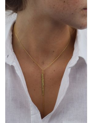 18 Kt gouden ONNO ketting  | K0309AUG | small image