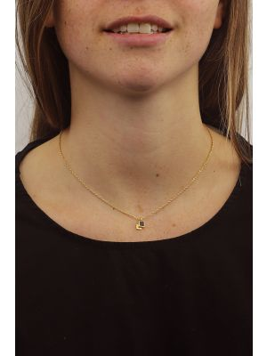 18 Kt gouden ONNO ketting  | K0321AUG | small image