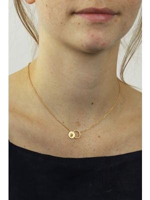 18 Kt gouden ONNO ketting  | K0322AUG | small image