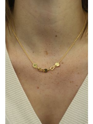 18 Kt gouden ONNO ketting  | K0323AUG | small image
