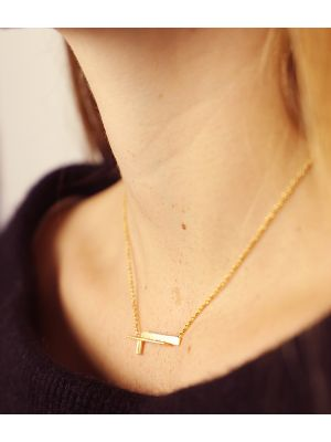 18 Kt gouden ONNO ketting | K0332AUG | small image