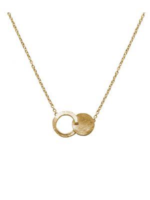 18 Kt gouden ONNO ketting  | K0333AUG