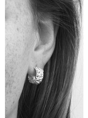 Zilveren ONNO creool | OC0026RH | thumbnail image