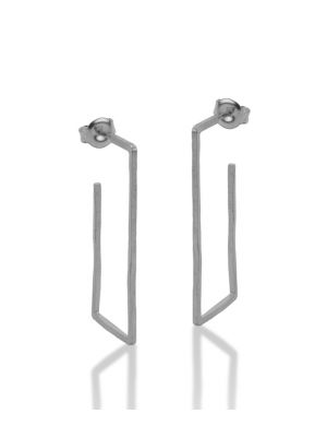 Zilveren ONNO creool | OC0104 | thumbnail image