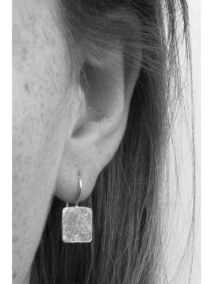 Zilveren ONNO oorhaak | OH0059 | thumbnail image