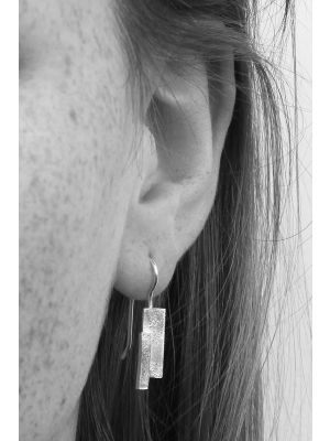 Zilveren ONNO oorhaak | OH0127 | thumbnail image