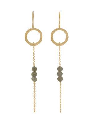18 Kt gouden ONNO oorhaak | OH0129lAUG | small image