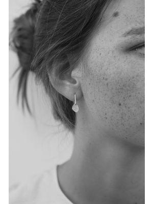 Zilveren ONNO oorhaak | OH0133 | small image