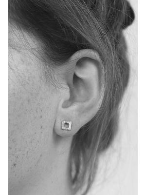 Zilveren ONNO oorsteker | OS0002 | thumbnail image
