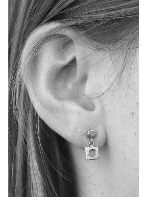 Zilveren ONNO oorsteker | OS0005 | thumbnail image