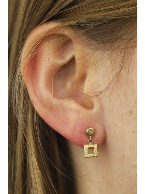 18 Kt gouden ONNO oorsteker | OS0005AUG | thumbnail image
