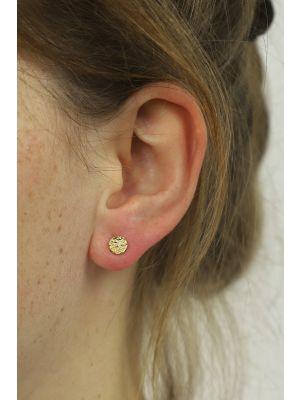 18 Kt gouden ONNO oorsteker | OS0047AUG | thumbnail image