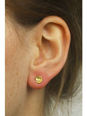 18 Kt gouden ONNO oorsteker | OS0049AUG | thumbnail image