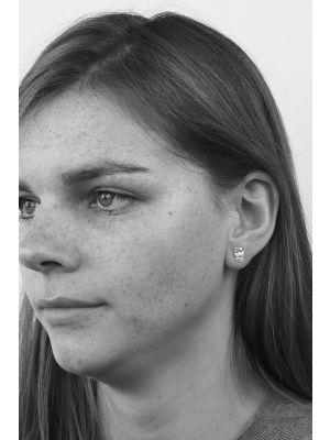 Zilveren ONNO oorsteker | OS0054RH | thumbnail image