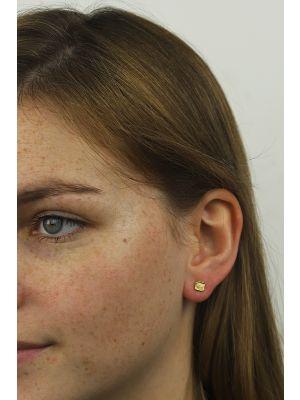 18 Kt gouden ONNO oorsteker | OS0065AUG | thumbnail image