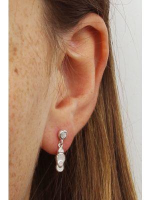 Zilveren ONNO oorsteker | OS0084 | thumbnail image