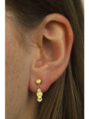 18 Kt gouden ONNO oorsteker | OS0084AUG | thumbnail image