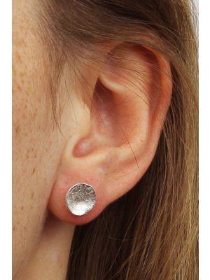 Zilveren ONNO oorsteker | OS0202RH | thumbnail image