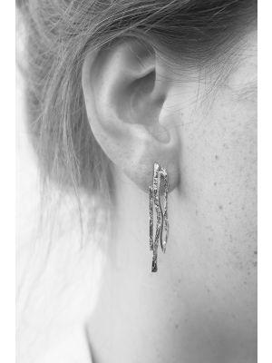 Zilveren ONNO oorsteker | OS0218RH | thumbnail image